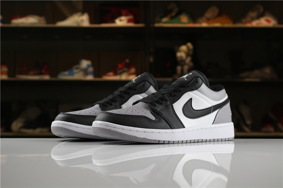 nike hot top shoes for women Low Atmosphere Black Grey Toe 553558 ...