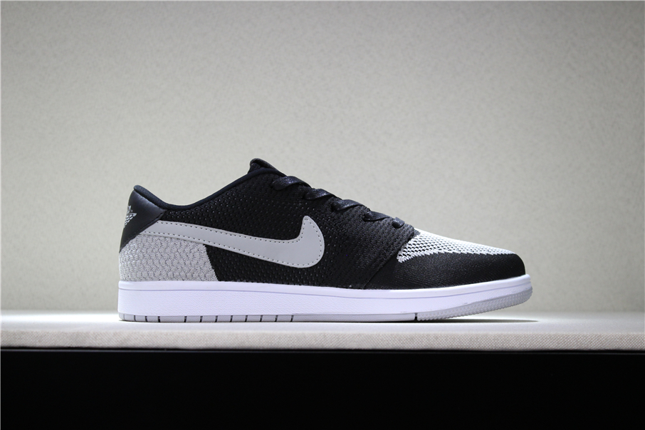 nike dunks in the phil youtube full episodes list Low Flyknit Black Grey