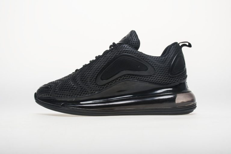 Nike Air Max 720 AO2924 004 All Black Shoes2 768x512