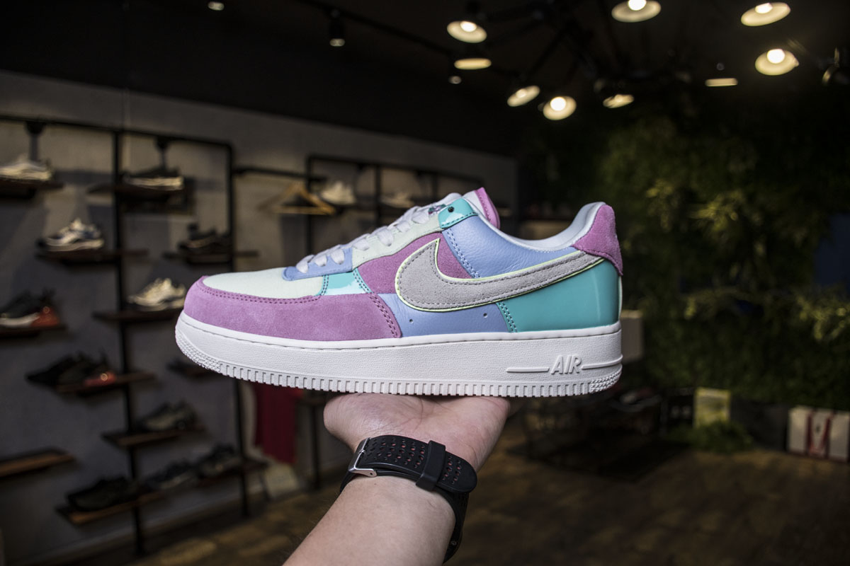 Nike Air Force 1 Low Easter Egg AH8462 400 Shoes7