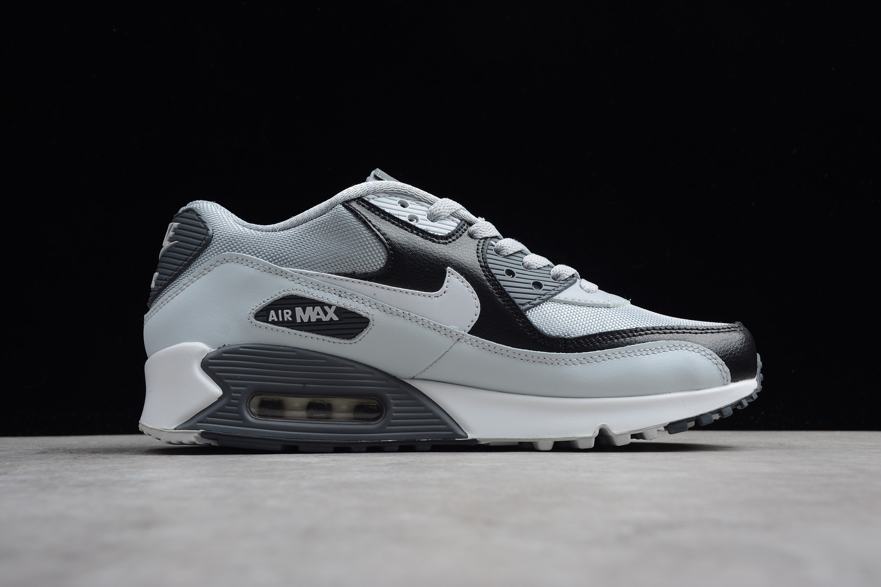 sneakers air max 90 90 Essential Wolf Grey White Pure Platinum ...