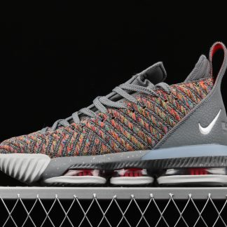 Nike Lebron 16 EP LBJ Multi Color Metallic Silver 1 324x324