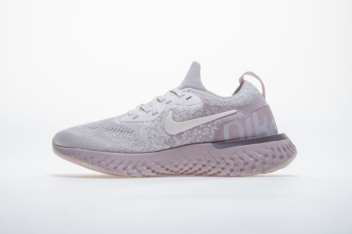 Nike Epic React Flyknit Pearl Pink AQ0070-600 Shoes – Fitforhealth