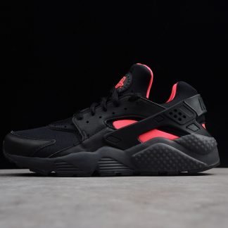 Nike Air Huarache Black Anthracite Solar Red 318429 055 1 324x324