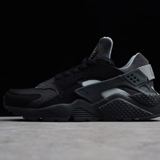 Nike Air Huarache Run Black Wolf Grey 852628 001 1 324x324