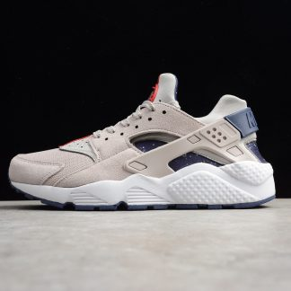 Nike Air Huarache Run Brown Blue White AQ0553 200 1 324x324