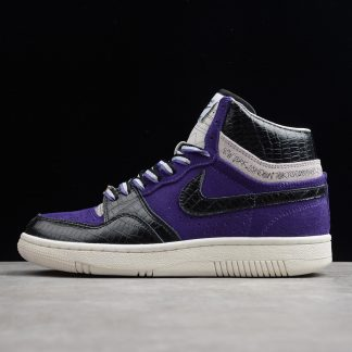 Nike Court Force HI Black Purple 312270 542 1 324x324