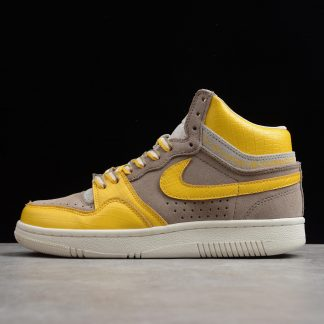 Nike Court Force HI Yellow Brown 312270 222 1 324x324