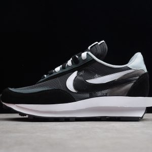 Sacai x Nike Lawaffle Dark Grey Black White BV0073 001 1 300x300