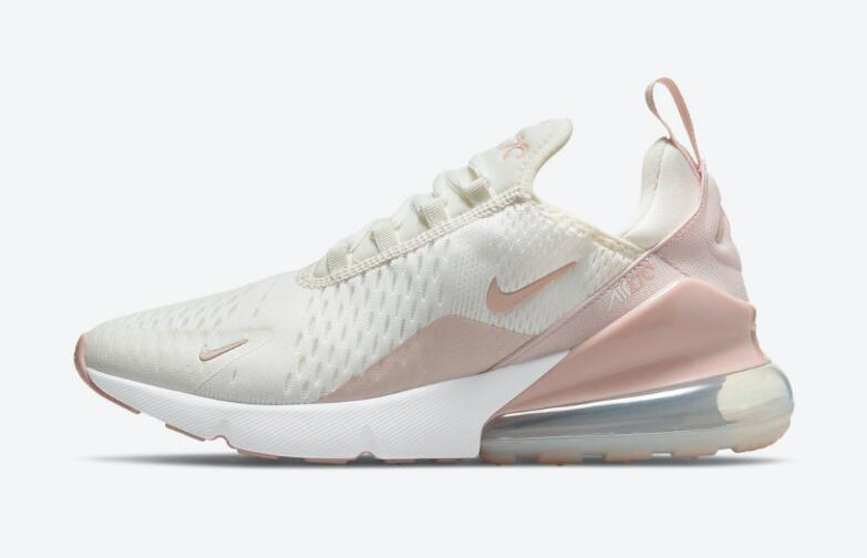 2021 Nike Air Max 270 Coming With Sail Pink and Beige