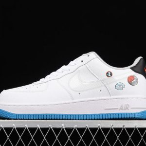 New Drop Nike Air Force 1 07 Low The Great Unity White DM8088 100 Big Kids Shoes 1 300x300
