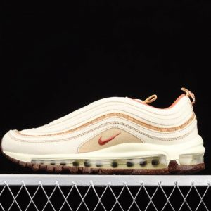 Top Release Nike Air Max 97 SE Coconut Milk Light Sienna DC3986 100 Running Shoes 1 300x300