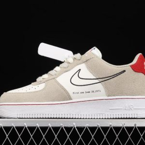 New Arrivals Nike Air Force 1 07 Light Stone Black Sail DB3597 100 Running Sneakers 1 300x300