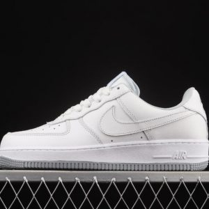 Nike Air Force 1 07 DD9931 100 White Light Grey Sneakers 1 300x300