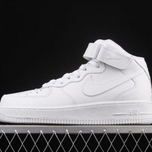 Nike Air Force 1 07 Mid Triple White 315123 111 Running Sneakers 1 300x300