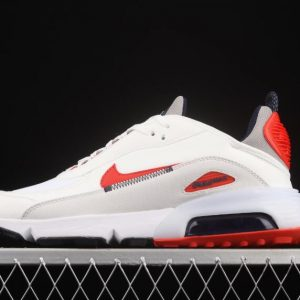 Nike Air Max 2090 White Red Grey DH7708 100 Running Sneakers 1 300x300