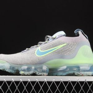Nike Air Vapormax 2021 Flyknit DH4084 003 Grey Green Outfit 1 300x300