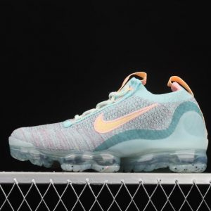 Nike Air Vapormax 2021 Flyknit Green Orange DH4088 300 Outfit 1 300x300
