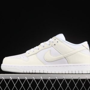 DD1873 101 Nike Dunk Low Next Nature Off White Sneakers 300x300